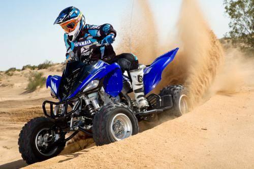 2011 Yamaha Raptor 700R 34D2956