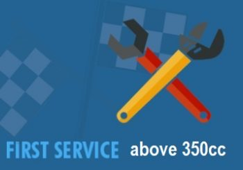 atv first service 350+