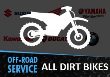 Off-Road / Dirt Bikes Services